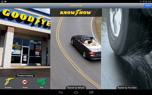 Goodyear KnowHow for Tablets