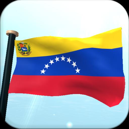 Venezuela Flag 3D Free