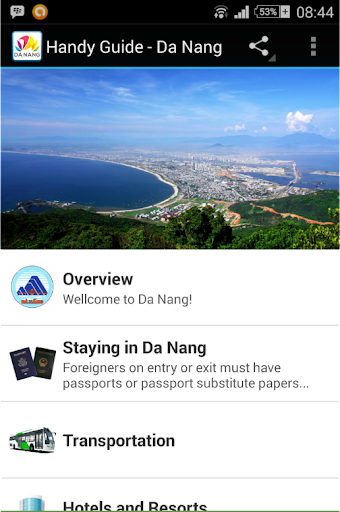 Handy Guide - Da Nang