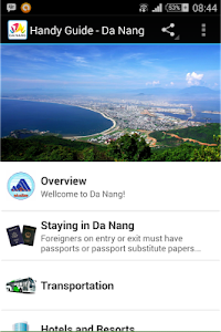 Handy Guide - Da Nang screenshot 0
