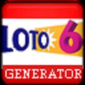 Lotto 6 Generator