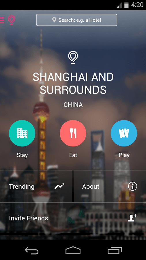 Shanghai City Guide - Gogobot - screenshot