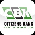 Citizens Bank of Kansas icon