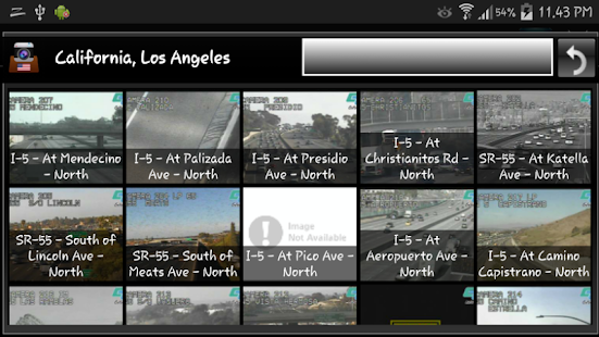 Cameras US - Traffic cams USA- screenshot thumbnail