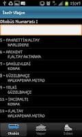 Screenshot of İzUlaşım