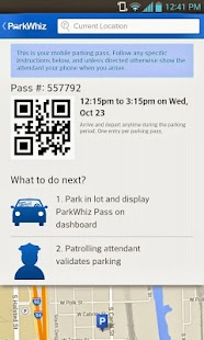 ParkWhiz - Find & Book Parking - screenshot thumbnail