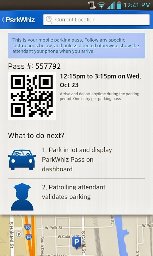 ParkWhiz - Find & Book Parking - screenshot