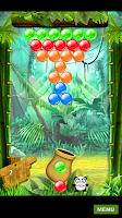 Screenshot of Panda Bubble Shooter