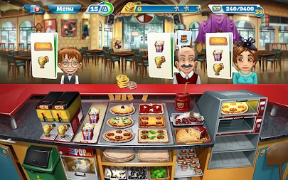 Cooking Fever APK screenshot thumbnail 15