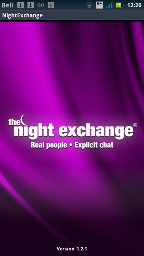 The Night Exchange-Phone Chat - screenshot