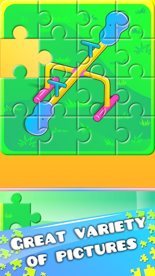 Preschool Puzzle Games - screenshot