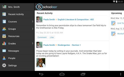 【免費教育App】Schoology-APP點子