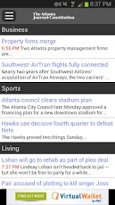 Breaking News from The AJC Android News & Magazines