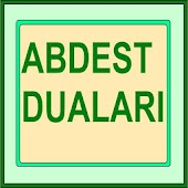 ABDEST DUALARI