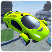 Stunt Car 3D Driving Sim