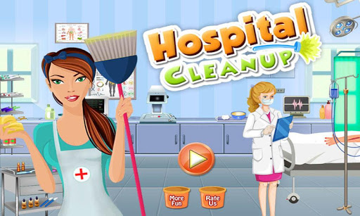Hospital Clean Up