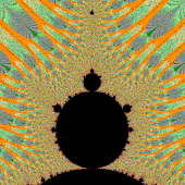 Mandelbrot Live Wallpaper