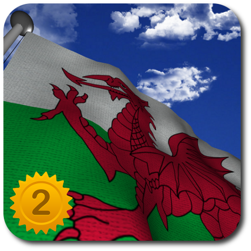 Welsh Flag + LWP 個人化 App LOGO-APP試玩