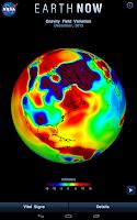 Screenshot of Earth-Now