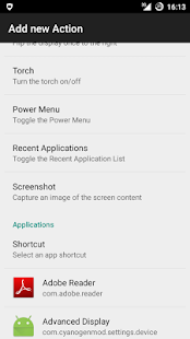 Xposed Additions Screenshot