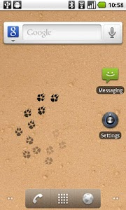 Live Prints Live Wallpaper screenshot 1