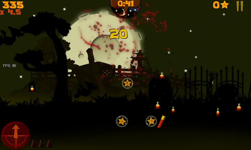 DarkHunt HD: Brutality- screenshot