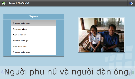 L-Lingo Learn Vietnamese - screenshot thumbnail