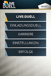 SPORT1 Live-Duell- screenshot thumbnail