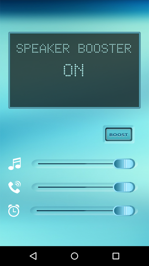 Speaker Booster Android Apps On Google Play