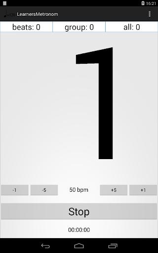 LearnersMetronome