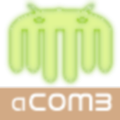 Android music comb (aCOMB)