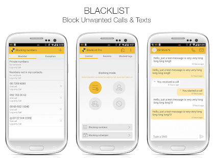BlackList- screenshot thumbnail