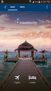 Travelocity Hotels & Flights - screenshot thumbnail