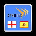 English<->Spanish Dictionary logo