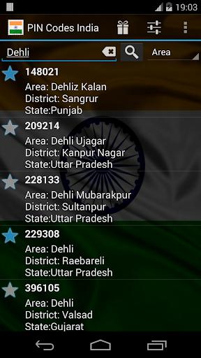 Pincodes India Offline