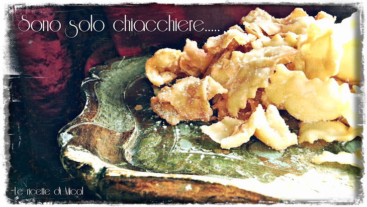 Chiacchiere - Carnival Ribbon Fritters