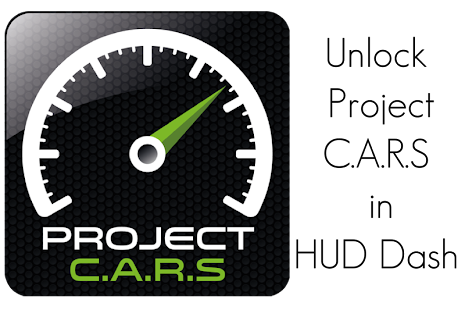 HUD Dash KEY for Project Cars- screenshot thumbnail