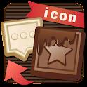 きせかえDECOR★チョコアイコン icon