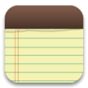 AG Notepad icon