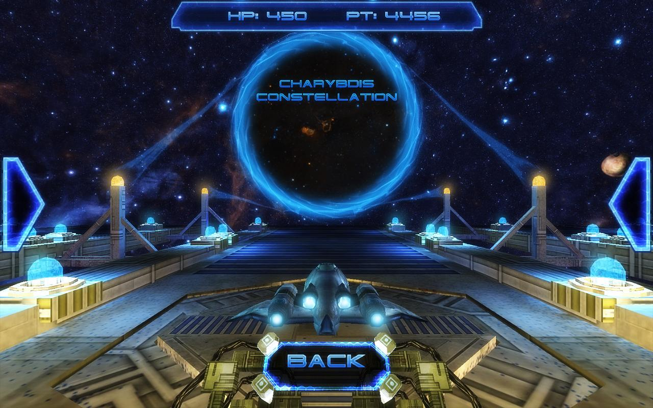 Star Splitter 3D - screenshot