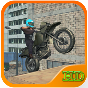 Motorbike Stuntman for PC and MAC