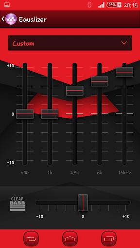 免費下載個人化APP Xperien Theme Red Black app開箱文 APP開箱王