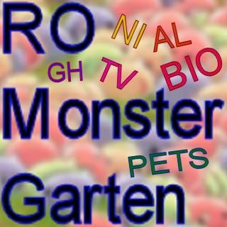 RO-Monster Garden
