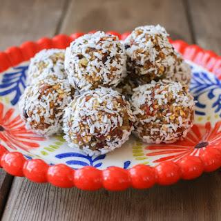 Raw Superfood Balls & Bars
