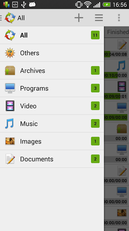 Advanced Download Manager Pro - screenshot