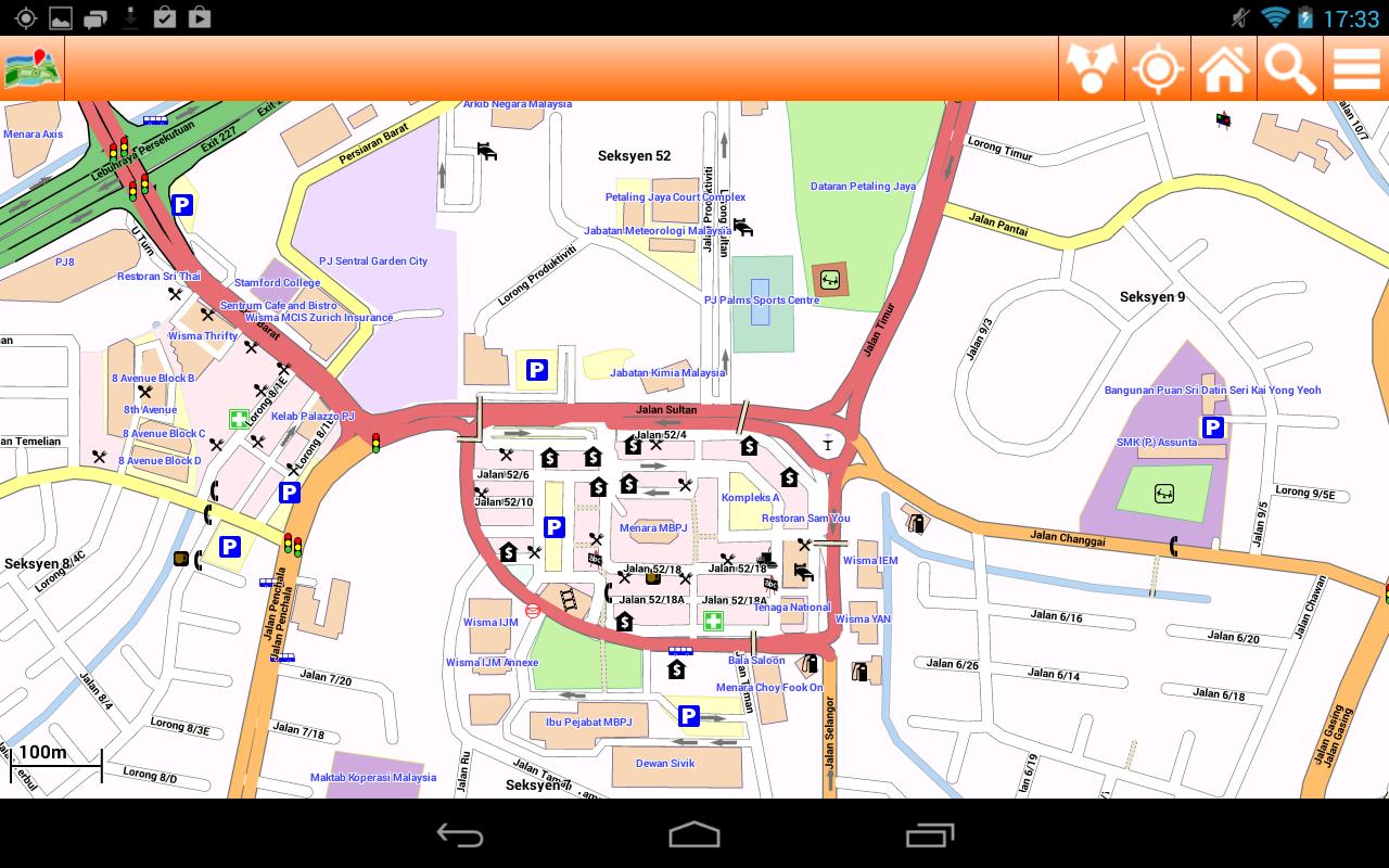 Kuala Lumpur Offline mappa map - Android Apps on Google Play Kuala Lumpur Map