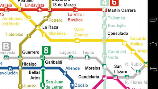 Mexico City Subway