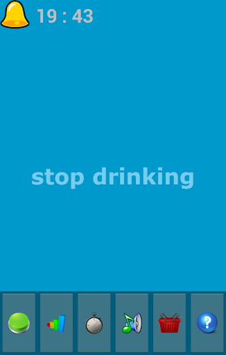 stop drinking alcohol - free