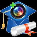 Graduation Camera+ logo