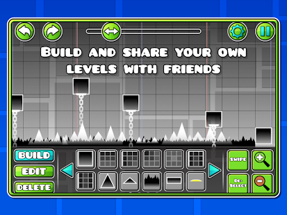 Geometry Dash - screenshot thumbnail